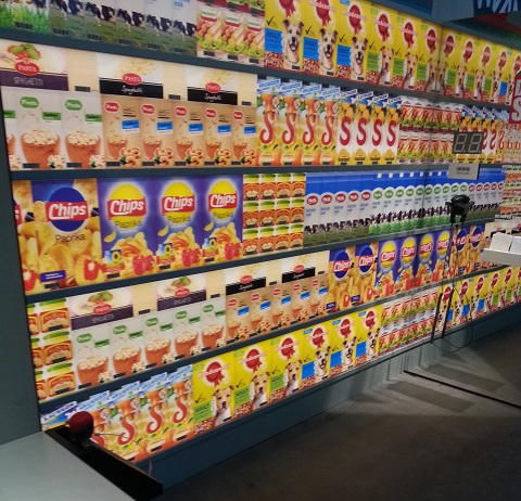 Moti supermarkt